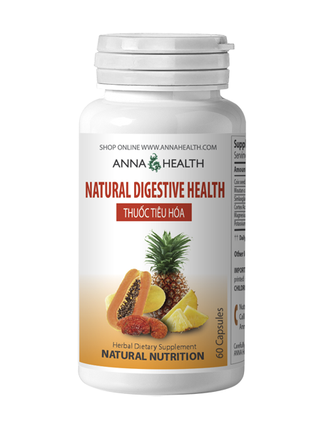 Natural Digestive Health