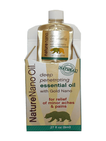Nature Gold Nano Oil